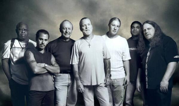 The Allman Brothers band has been making music on and off since 1969. (Twitpic)