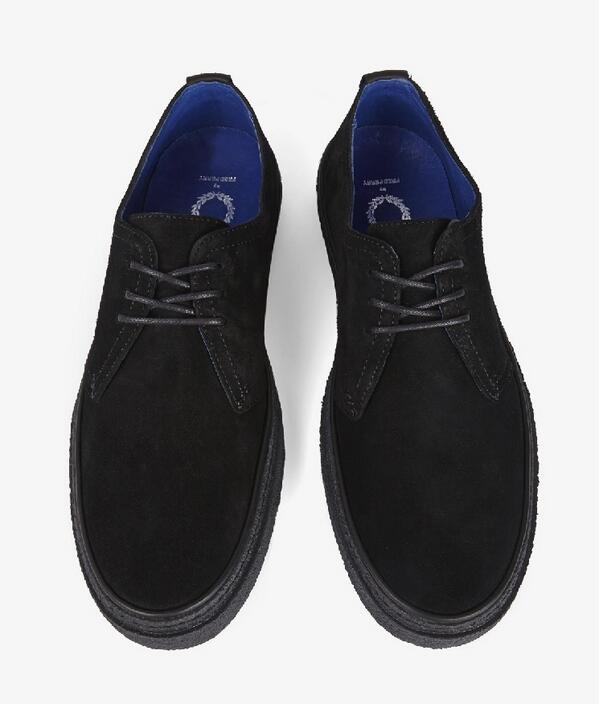 Linden Suede Shoe