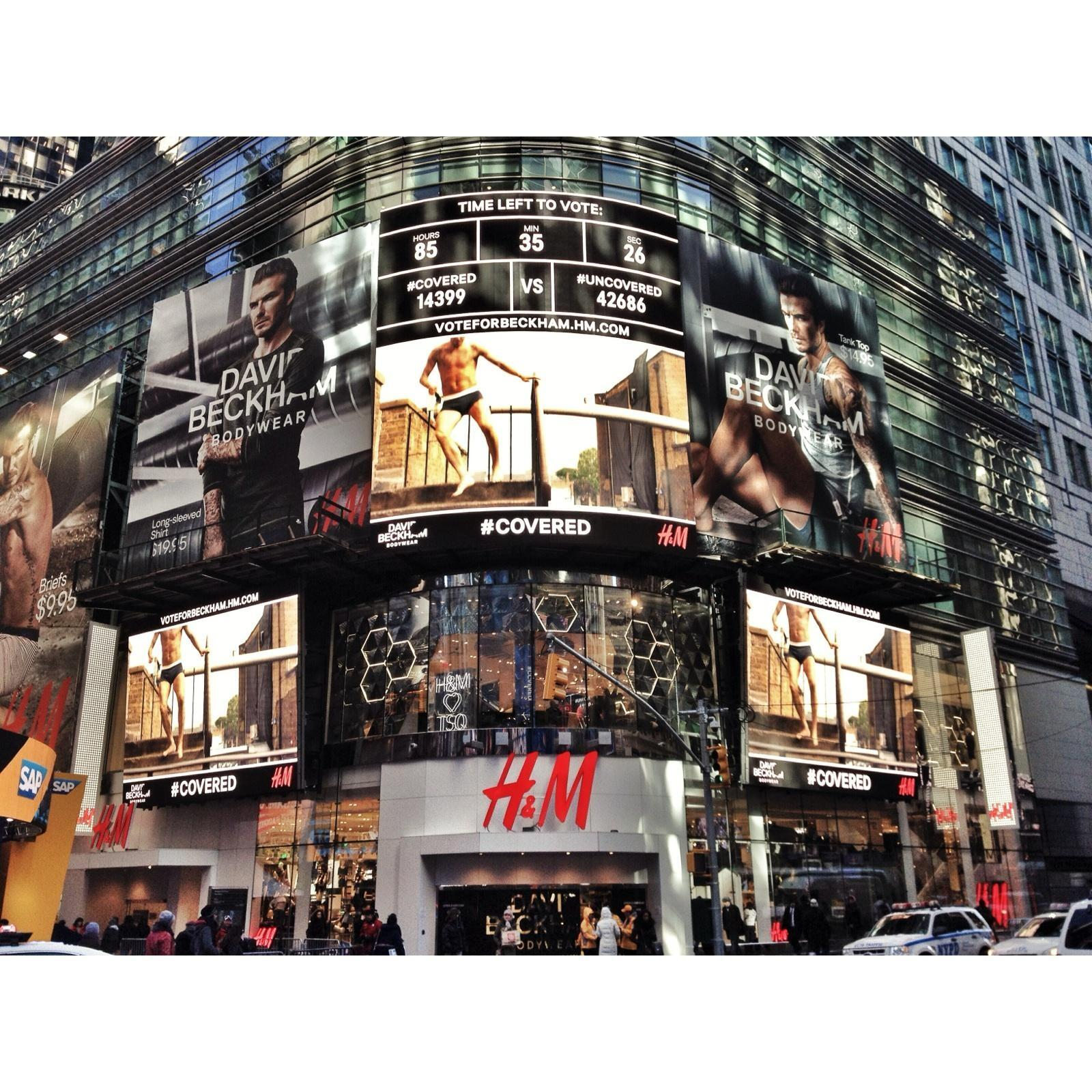 Twitter / hm: Visit H&M in #TimesSquare ...