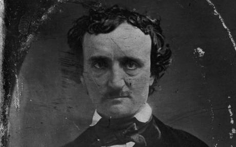 "Edgar Allan Poe's ""The Raven"" was published today, in 1845. Best 5 minutes you'll ever spend: http://t.co/0nKCexv6GT http://t.co/Okz2Kk468a"