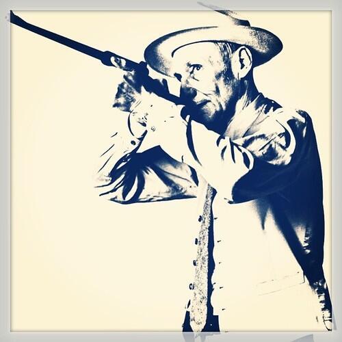 William Burroughs Bang! Bang! http://t.co/HmmQYVcBn1