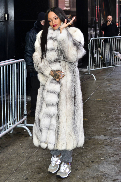 yeah Rihanna did it how i would do it. mink on a bummy fucking day. http://t.co/UyhMODpx1p
