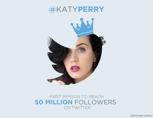 Redes Sociales » @KatyPerry | Persona con más seguidores en Twitter (+80M seguidores) [II] BfLO4lXCYAEPQ40