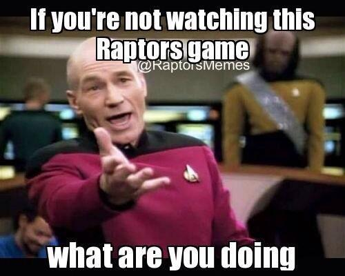 Toronto went 8/8 from three in the 1st quarter #RTZ http://t.co/SFRoptkNhm