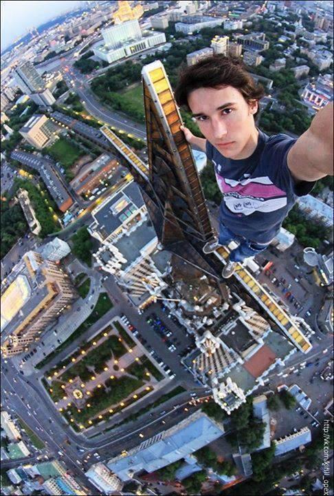 Selfies - Magazine cover