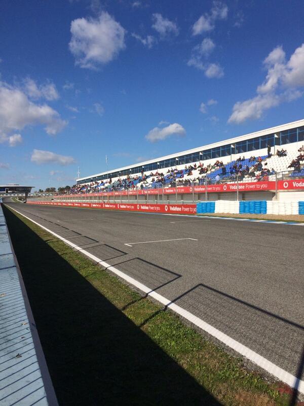 Jerez Test F1