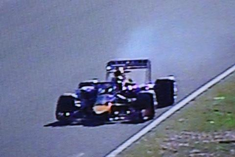 Problemi Red Bull Jerez