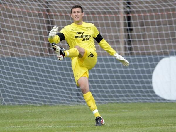 Saul Deeney Derby County on Twitter quotdcfc goalkeeper Saul Deeney has