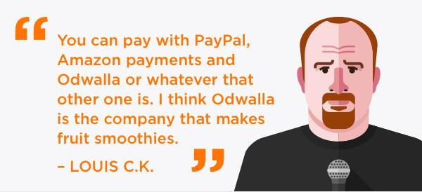Dwolla to donate Amazon/PayPal fees to NPO of Odwalla's choosing for Dwolla pymts on http://t.co/gwsT0mLHDE in Feb http://t.co/2YJYT18hZL