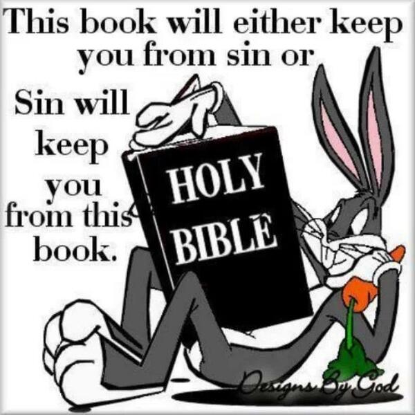 The bible will either http://t.co/bcz9C6lZ37