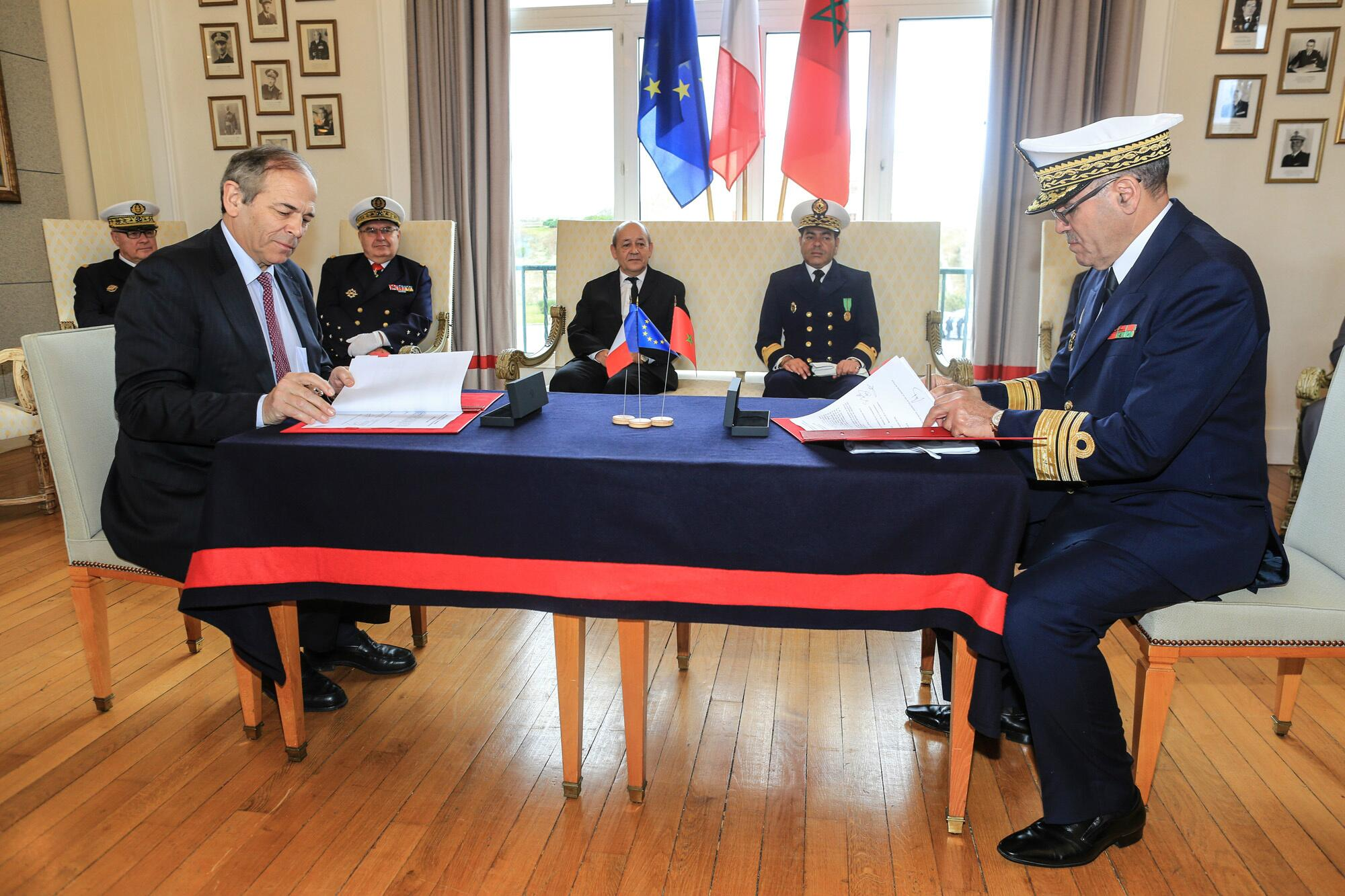 Royal Moroccan Navy FREMM Frigate / FREMM Marocaine - Mohammed VI BfPNhJTCMAEhH8B