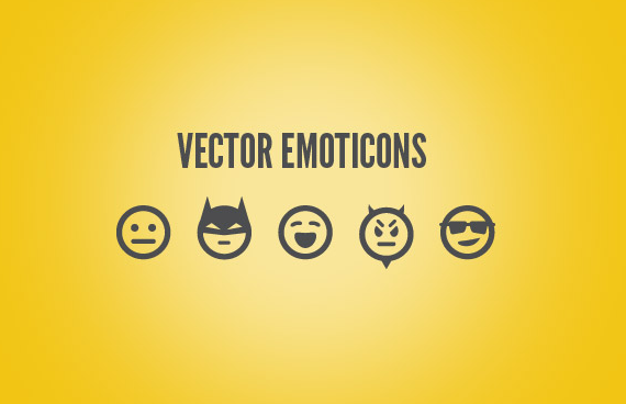 Freebie: Vector Emoticons http://t.co/CCqsPHshgH http://t.co/Y2LT5evsr3