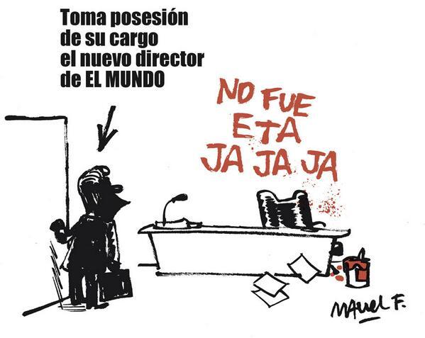 Jajajajaja RT @ManelFontdevila: Brraking news! http://t.co/AEpxBxFCMW