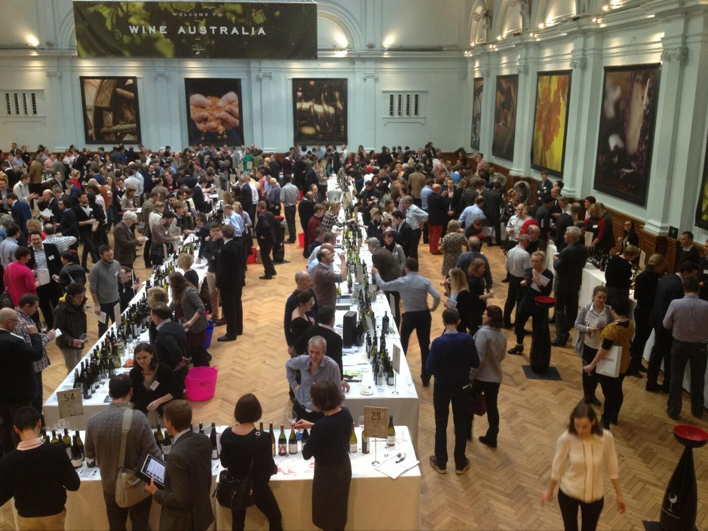 Twitter / robertjoseph: Great day of tasting in a ...