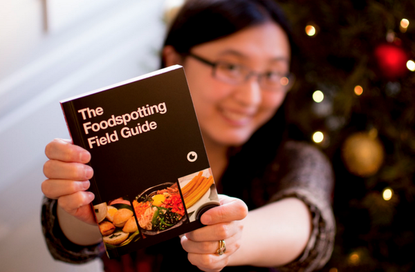 Woke up with a book idea 5 years ago. Today, The Foodspotting Field Guide is on its way! - http://t.co/fg01CqFVl3 http://t.co/eBR3tDkiAm