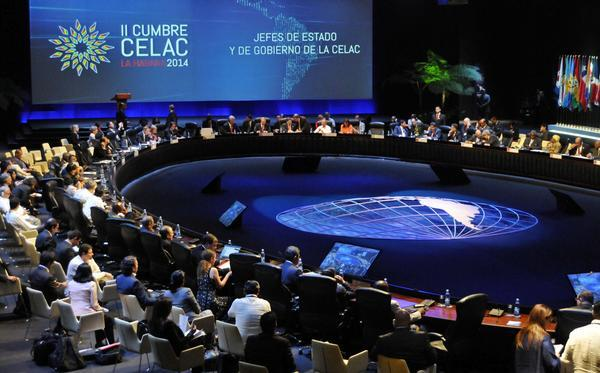 CELAC Supports Geneva II Negotiations for Peace in Syria