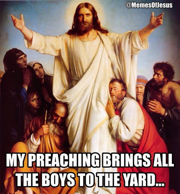 Jesus Memes (@MemesOfJesus) | TwitterJesus Easter Eggs Meme