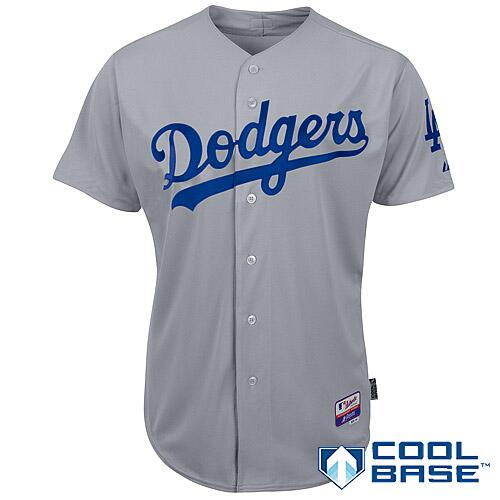 Now debuting... the new alternate road jersey from the @Dodgers.  http://t.co/4pPWHjWtTm http://t.co/O7jD3iIXdo