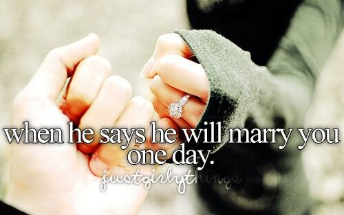 will he marry you