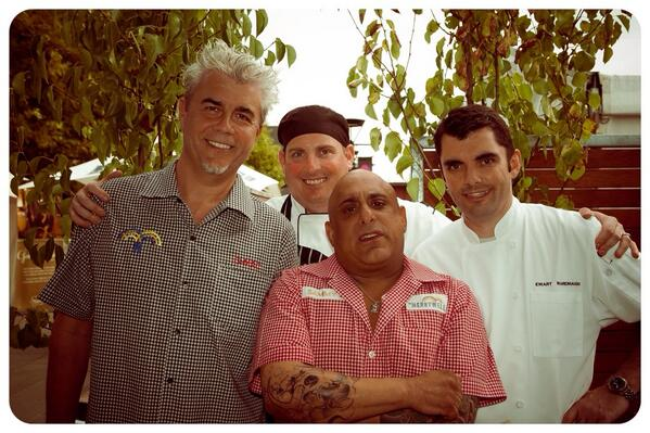 Culinary Team Merrywell @themerrywell @merrywellperth  @ChefGrant888  Aussie Rocks http://t.co/7ClbSxeSFX