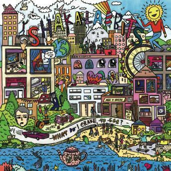 3/5(水) 2nd Mini Album「What do I crave to see?」リリース決定!! SHAKALABBITS OFFICIAL WEB SITE http://t.co/scRSBD6YL3 http://t.co/r64cilc13J