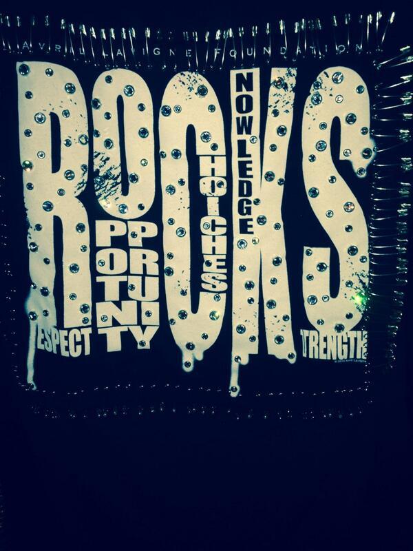 Avril Lavigne T Shirt Design