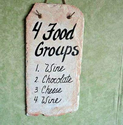 We made sure to enjoy the four main #food groups over the weekend! #wine #cheese #chocolate<br>http://pic.twitter.com/fuOS9z2aSe
