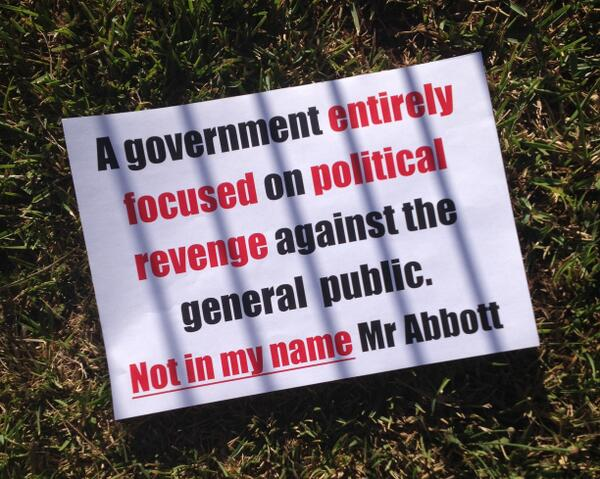 Remember to @MarchinMarchAus http://t.co/Hppz2tIbHe