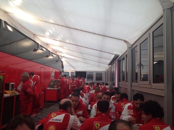 Ferrari pranzo