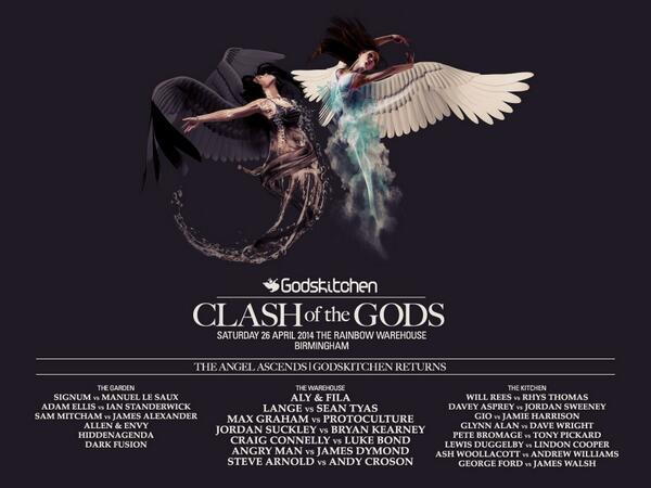 The Angel Ascends. Godskitchen Returns. Click here for limited Early Bird tickets! http://t.co/WJB4qwIHgq http://t.co/vZ1XlkIemd