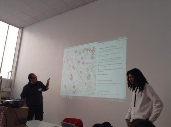 #CitizenTIC Vous voulez créer votre propre carte sous #openstreetmap ? Voici le service http://t.co/x99mR8okc8 http://t.co/wzXiK65bfO