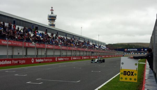 Rosberg box