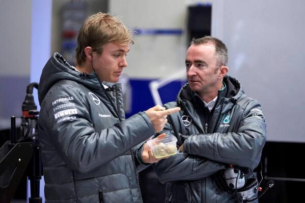 Rosberg pranzo