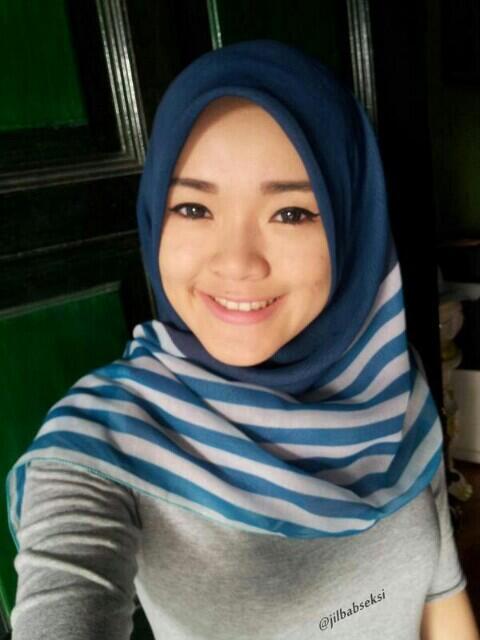 Skønhed af Hijabers på Twitter-3370