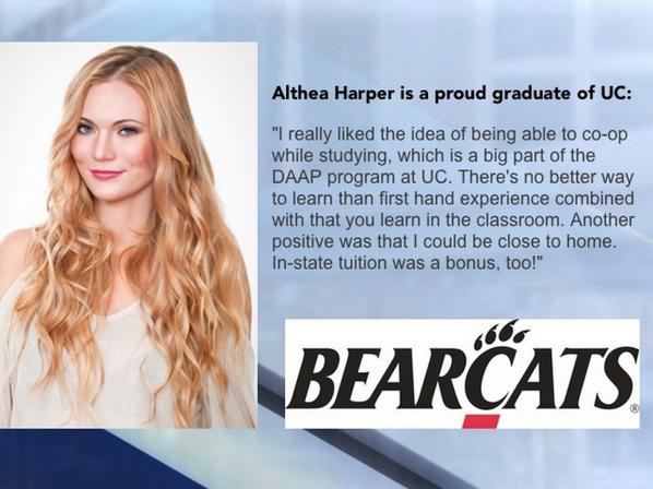 Proud @uofcincy grad!!!  @GoBEARCATS @PrezOno #bearcats Article featured on @WCPO  http://t.co/wzSszp3vxG http://t.co/lUWxxH9qV5