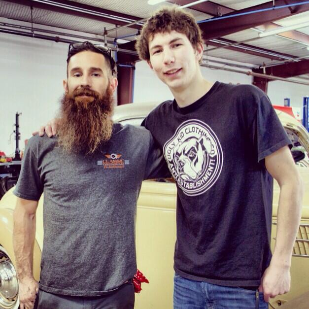 Gas Monkey Garage On Twitter Quot Had A Surprise Visit From