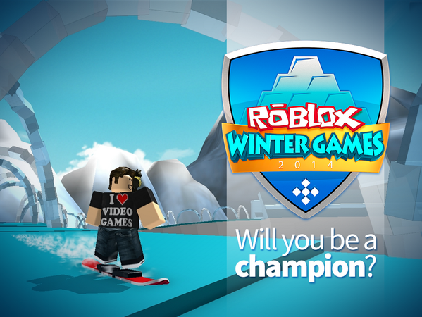 Roblox On Twitter The Winter Games Have Begun Rt If You Re