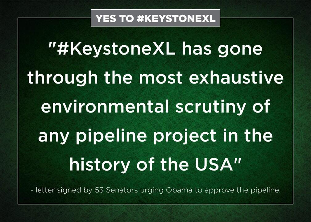 Twitter / codyincalgary: The truth about #KeystoneXL? ...