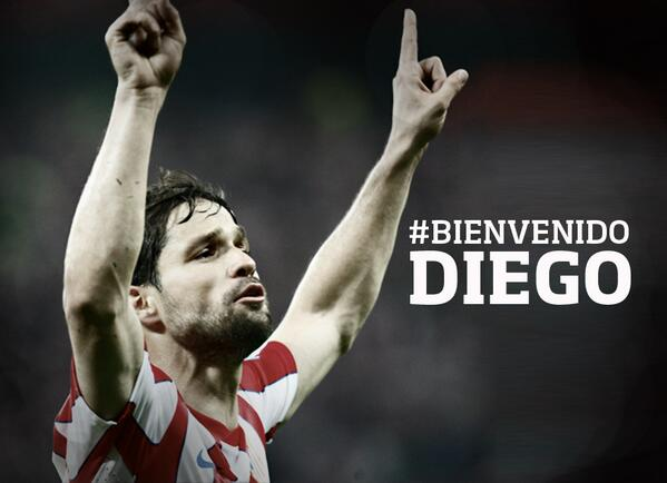 Атлетико снова взял в аренду Диего - изображение 1