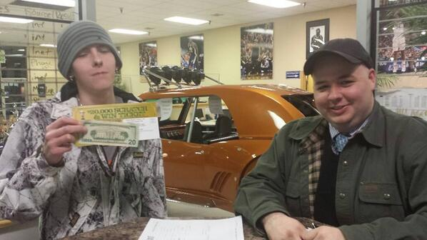 Larry H Miller Used Car Supermarket Sandy >> Lhm Used Cars On Twitter Another Golden Green Ticket Winner From