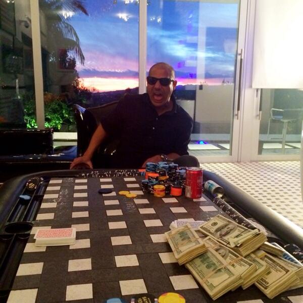 Poker instagram