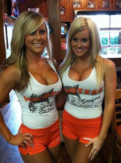 ugly hooters girls