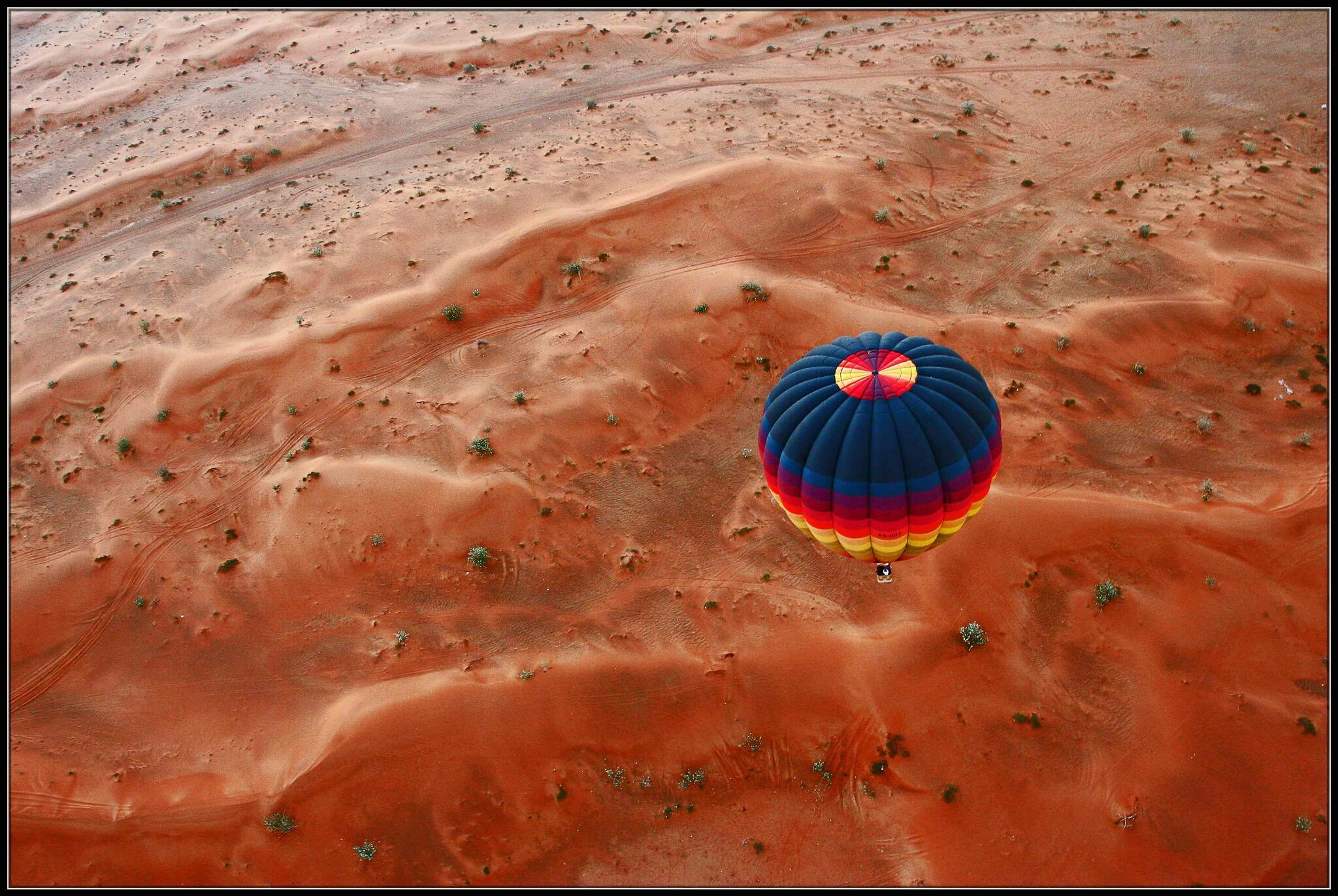 Twitter / zaibatsu: Over the Arabian desert #photo ...