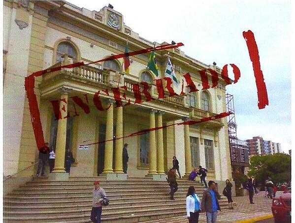 ADM. MUNICIPAL, POR HORA, ENCERRADO O ASSUNTO ! - COMENTÁRIOS DE GENTE E FATOS DO COTIDIANO !  http://t.co/wfemOS9wQE http://t.co/VqmzjXyBuE