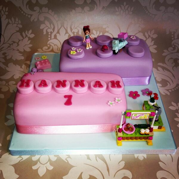 Cool Porters Daughters On Twitter Heavenly Tiers Girls Lego Personalised Birthday Cards Paralily Jamesorg