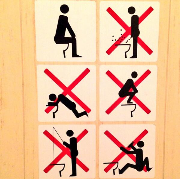 Yet another bizarro #Sochi toilet pic. My condolences to all toilet fishing enthusiasts -http://t.co/Z1AjRJkz6d (via @SebToots)