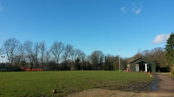 Blue skies & sunshine for our first training weekend! #Japan2015 #gln http://t.co/KnTNFH6t9R