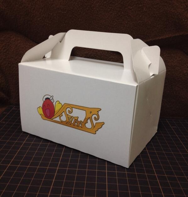 今回もキザクラちゃんはスイーツメイツ箱での販売です!よろしくお願いします! #バトスピ #WF2014冬 http://t.co/WOWYl0gQRD http://t.co/t7X7gqCmv9