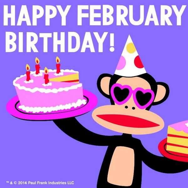Paul Frank On Twitter Happy Birthday To All Our Fabulous Friends