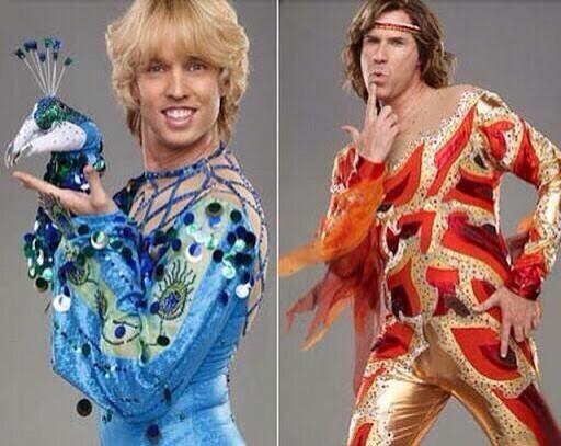 blades of glory costumes - photo #4